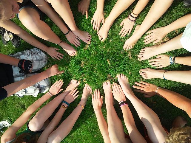 Co-creación en la Teoría U: formar un equipo